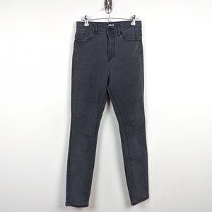 """BDG Black """"Twig"""" Hi Rise Skinny Jeans - Size 28"""